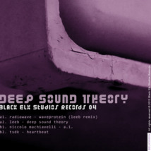 Techno music album Deep Sound Theory EP